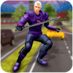 Cipher Rope Hero City Crime 2.0 MOD APK