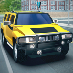 City Car Driving & Parking School Test Simulator 3.0 MOD APK