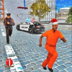 Drive Police Car Gangsters Chase : Free Games 2.0.08 MOD APK