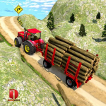 Drive Tractor trolley Offroad Cargo- Free 3D Games  2.0.50 MOD APK
