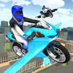 Flying Motorbike Simulator 1.19 MOD APK