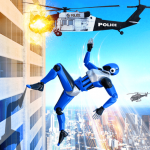 Grand Police Robot Speed Hero City Cop Robot Games 22    MOD APK