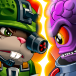 Hamsters PVP Fight for Freedom  1.47 MOD APK