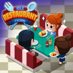 Idle Restaurant Tycoon – Build a restaurant empire 1.0.0 MOD APK