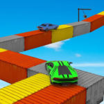 Impossible Car Stunt Game 2020 – Racing Car Games  28MOD APK