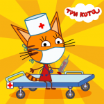 Kid-E-Cats: Hospital for animals. Injections 1.0.5 MOD APK