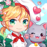 My Secret Bistro Play cooking game with friends  1.8.0 MOD APK