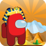 New Among Us In Pyramids 2.1 MOD APK