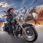 Outlaw Riders War of Bikers  0.2.8 MOD APK