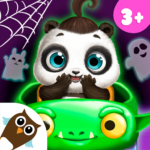 Panda Lu Fun Park – Amusement Rides & Pet Friends 4.0.50002 MOD APK