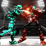 Real Robot Ring Fighting : Real Robot Game 2019 1.0.4 MOD APK