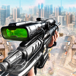 Sniper 3D Shooting Strike Mission: New Sniper Game 1.24 MOD APK