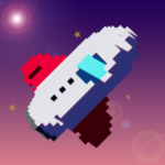 Space Flight: Pixel Ship Destruction 3.6 MOD APK