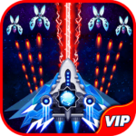 Space Shooter: Alien vs Galaxy Attack (Premium)  1.507 MOD APK
