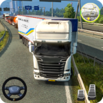 US Heavy Modern Truck: Grand Driving Simulator 3D 1.0 MOD APK