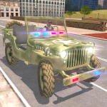 American Police Jeep Driving: Police Games 2020 1.3 MOD APK