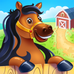 Animal Farm for Kids. Toddler games. 2.0.13 MOD APK