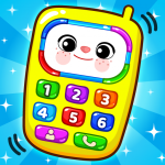 Baby Phone for toddlers – Numbers, Animals & Music 3.3 MOD APK