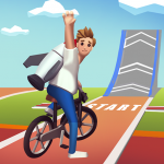 Bike Hop Crazy BMX Bike Jump 3D  1.0.70 MOD APK