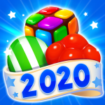 Candy Witch Match 3 Puzzle Free Games  16.8.5039 MOD APK