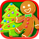 Christmas Unicorn Cookies & Gingerbread Maker Game 1.6 MOD APK