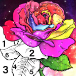 Color By Number & Paint By Number – Coloring Book 6.0 MOD APK