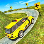 Crazy Taxi Jeep Drive: Jeep Driving Games 2020 1.15 MOD APK