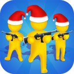 Gun clash 3D: Battle Friends  2.0.5 MOD APK