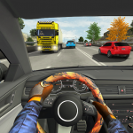 Highway Driving Car Racing Game : Car Games 2020  1.1 MOD APK