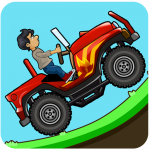 Hill Car Race New Hill Climbing Game For Free  3.0.2 MOD APK