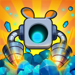 Idle Space Miner – Simulator & Tycoon & Management  2.8.6 MOD APK