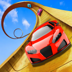 Impossible Stunts Car Racing Games: Spiral Tracks 2.2  MOD APK