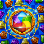 Jewel Athena Match 3 Jewel Blast  1.7.1 MOD APK