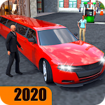 Luxury Limo Simulator 2020 : City Drive 3D 1.3  MOD APK