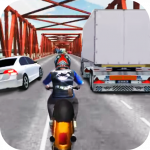 Moto racing –  Traffic race 3D 1.4 MOD APK