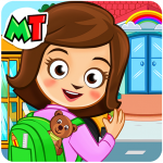 My Town: Preschool Game – Learn about School  1.07 MOD APK