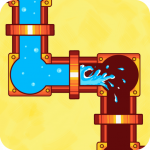 Plumber World : connect pipes (Play for free) 29 MOD APK