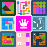 Puzzledom classic puzzles all in one  7.9.96 MOD APK