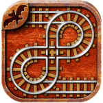 Rail Maze : Train puzzler 1.4.4 MOD APK