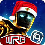 Real Steel World Robot Boxing  56.56.223 MOD APK