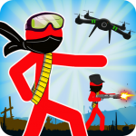 Stickman Army : Team Battle 22  MOD APK