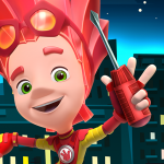 The Fixies Town Games for Kids! Girl and Boy Games  MOD APK