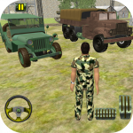US Army Off-road Truck Driver 3D 1.1 MOD APK