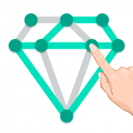1 Line – One Touch Brain Game 1.8 MOD APK