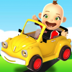 Baby Car Fun 3D – Racing Game 210108 MOD APK