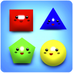 Baby Learning Shapes for Kids 2.9. 90  MOD APK