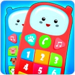 Baby Phone for Kids. Learning Numbers for Toddlers 1.76 MOD APK