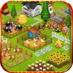 Big Little Farmer Offline Farm- Free Farming Games 1.8.0 MOD APK