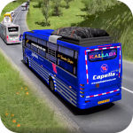 Coach Bus Driving 2020 : New Free Bus Games 1.0 MOD APK
