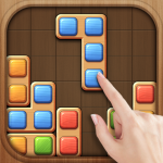 Color Wood Block Puzzle – Free Fun Drop Brain Game  1.4.13 MOD APK